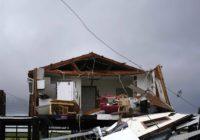 Hurricane battered Louisiana braces for Nicholas drenching