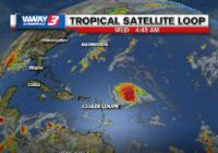 Hurricane Sam bringing a rough surf weekend to East Coast