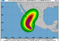 Tropical Storm Pamela to strengthen into major hurricane, bring rain to San Antonio area