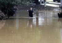 Alabama swamped, 4 killed in floods from slow-moving front