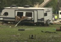 Residents clean up after flooding engulfs New Braunfels RV park