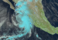 Texans can expect rainy conditions from Hurricane Pamela over next few days