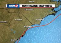 Cape Fear marks 5 years since Hurricane Matthew left its mark
