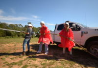 New wildfire-fighting program for girls aims to bring more gender diversity to the profession